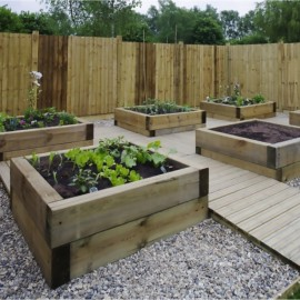 FlowerBed Planters