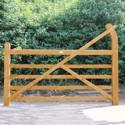 Untreated Softwood Gates