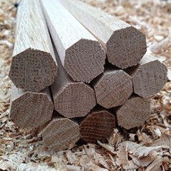 Oak Dowels