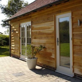 Featheredge Cladding