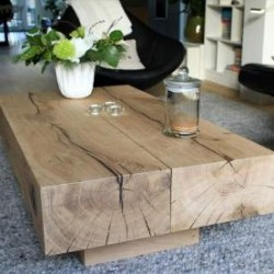 Oak Coffee Tables