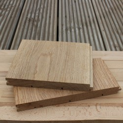 Sample Oak Flooring