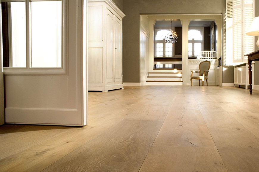 High Quality Oak Flooring For Your Home