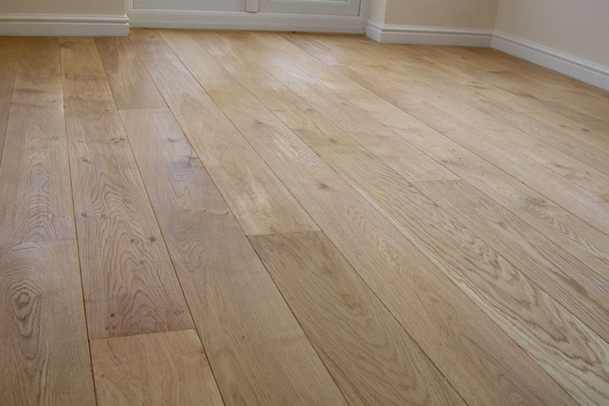 Oak Flooring Is Practical And Stylish