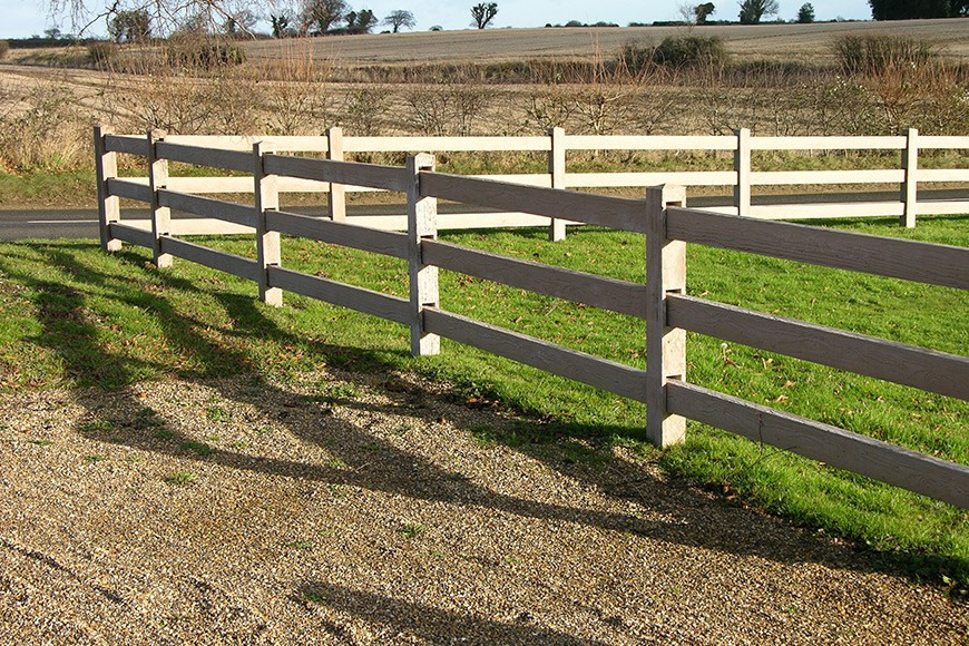 Secure Your Home With Post And Rail Fencing