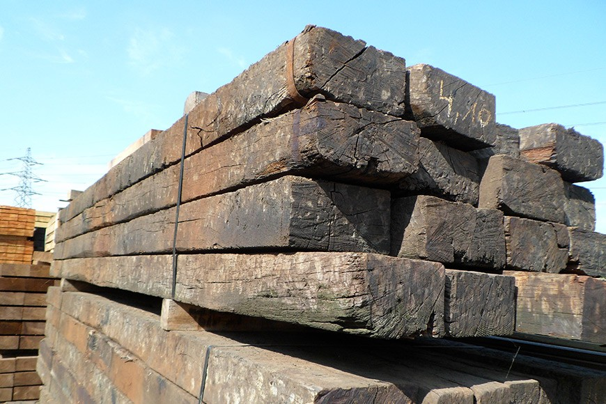 Railway Sleeper Grades Explained