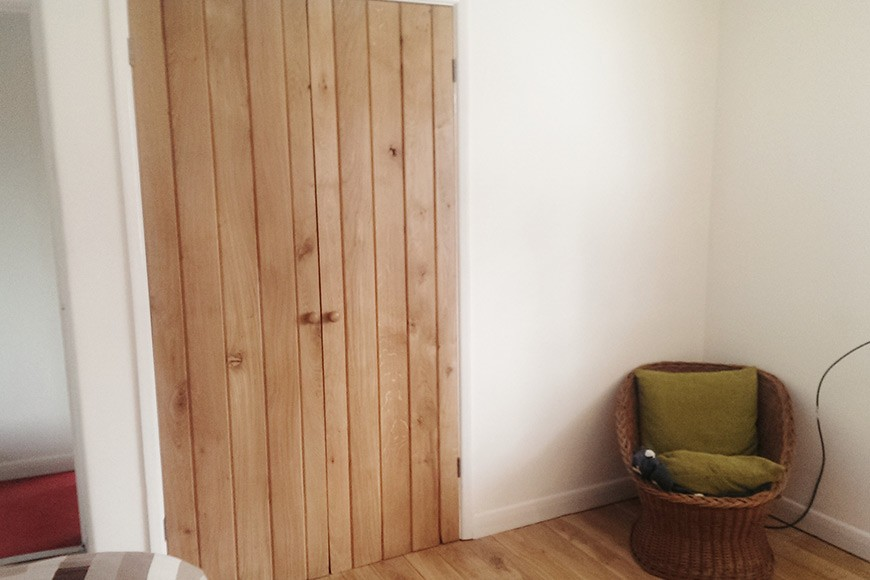 Solid Oak Doors At UK Timber Merchants