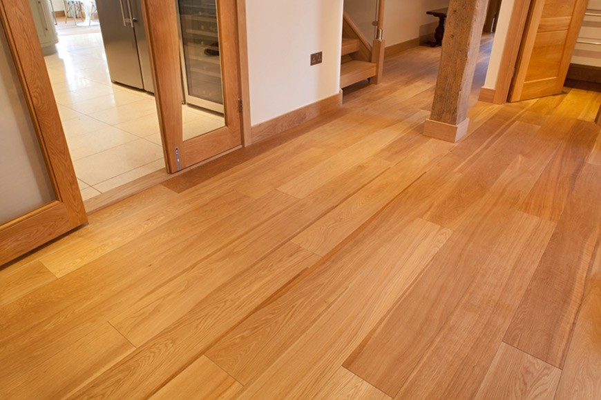 Practical And Well-Priced Oak Flooring
