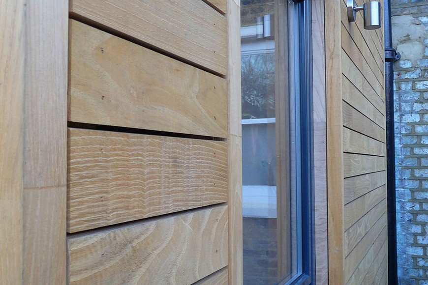Environment-Friendly Timber Cladding at UK Timber