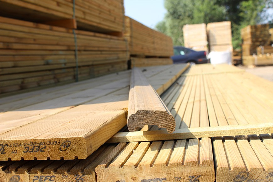 Various Decking Accessories Available at UK Timber