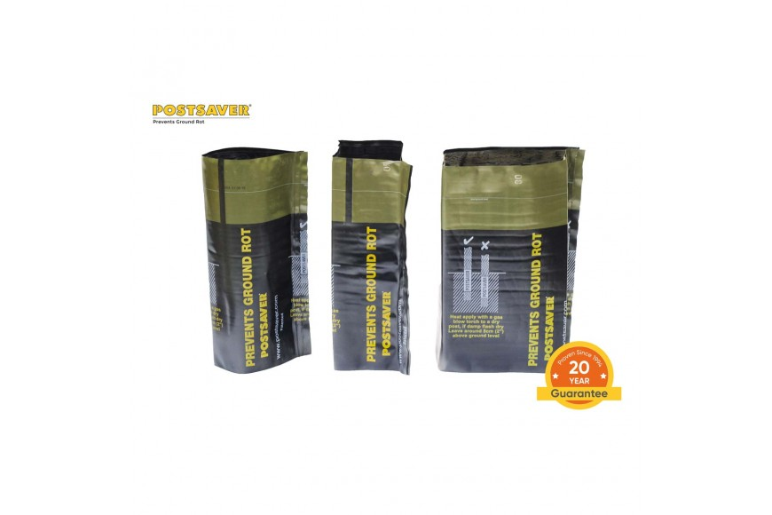 We are now proud suppliers of Postsaver Ground Line Sleeves!