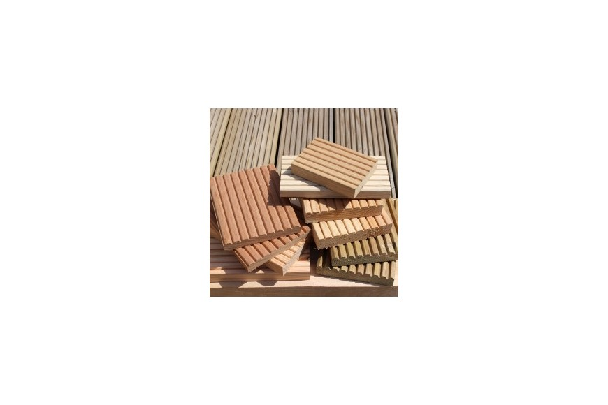 What Are The Different Types of Decking?