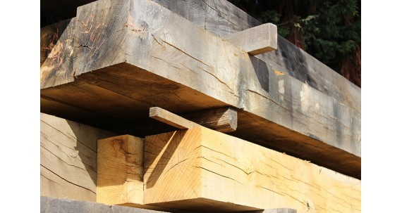 Oak Beams For Your Building Extension
