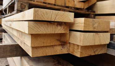 Oak Beams and Boards